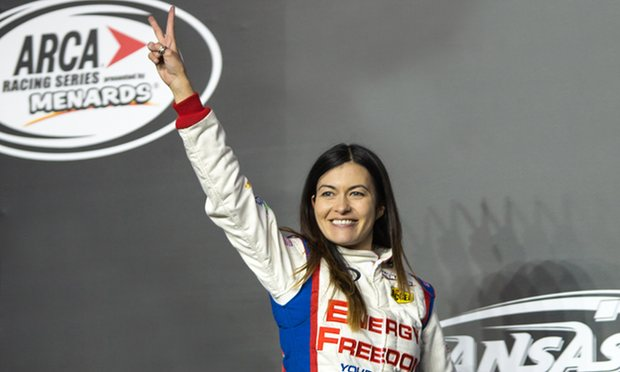 Meet the woman racing to save the World