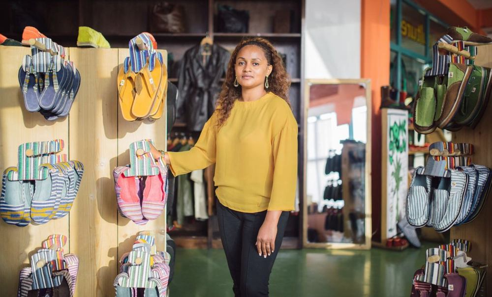 Tilahun Alemu, One of Africa's Most Successful Entrepreneurs, Who Took Eco friendly Shoes World-Wide.