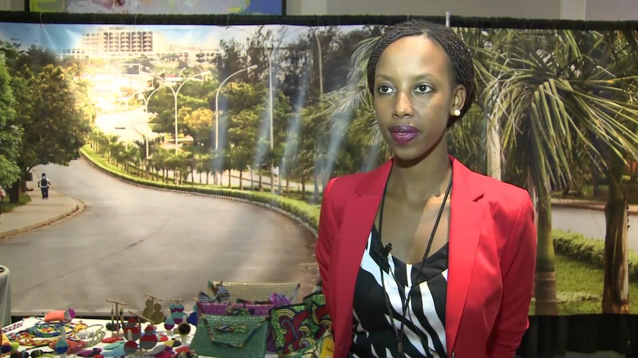 """Planning is important but be flexible"" says Teta Isibo, founder of Inzuki, Rwanda."