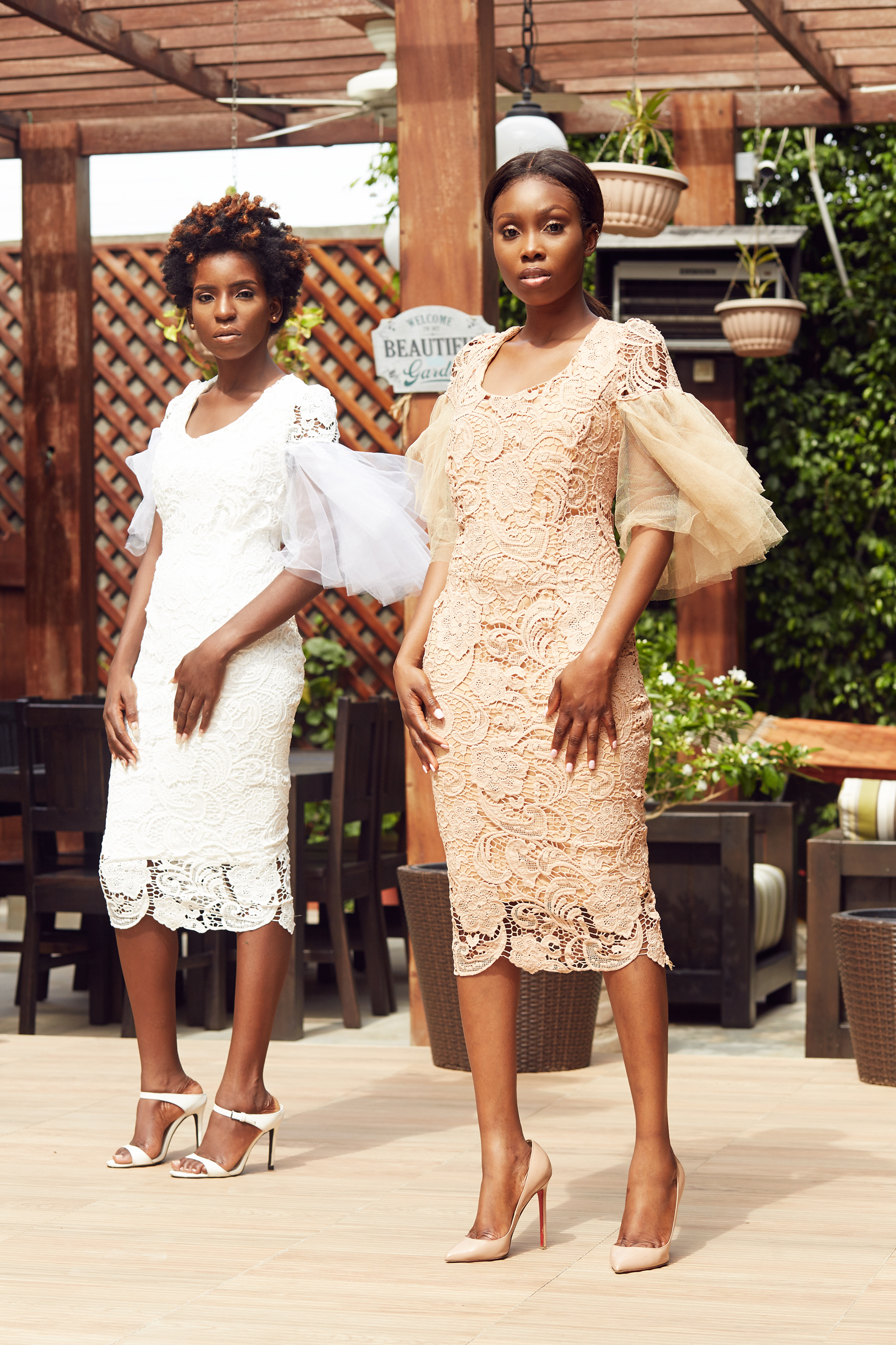 Top Nigerian Designer 'Maju' Releases New collection 'The Maju Style Duo Edit' Starring Style Superstars.