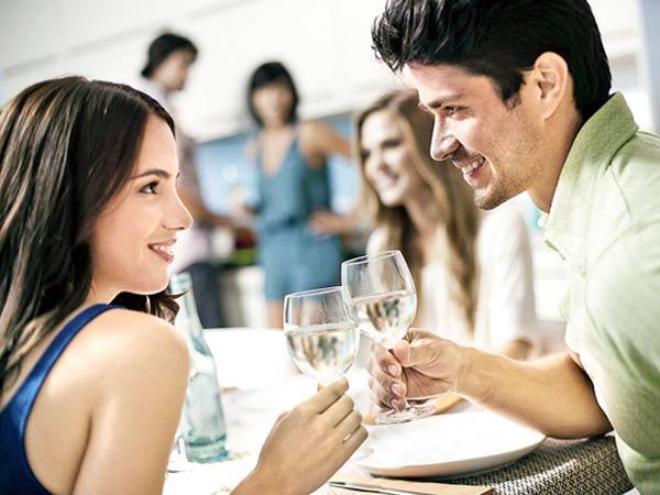 how to ignore husband flirting
