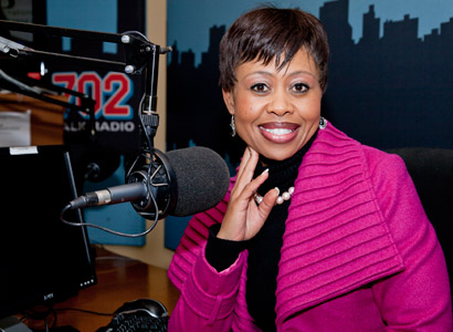 See Why Redi Tlhabi  Is One Of The Most Influential Woman In Africa.