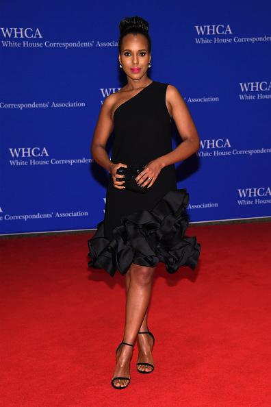 Kerry Washington, Shonda Rhimes, Gabrielle Union & More at the 2016 White House Correspondents' Association Dinner