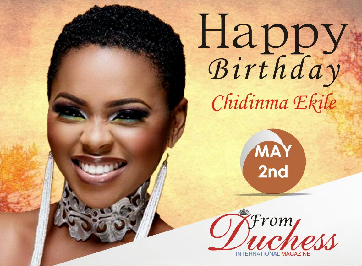 Top Nigerian Singer Chidinma Ekile Celebrates Her 25th Birthday Today