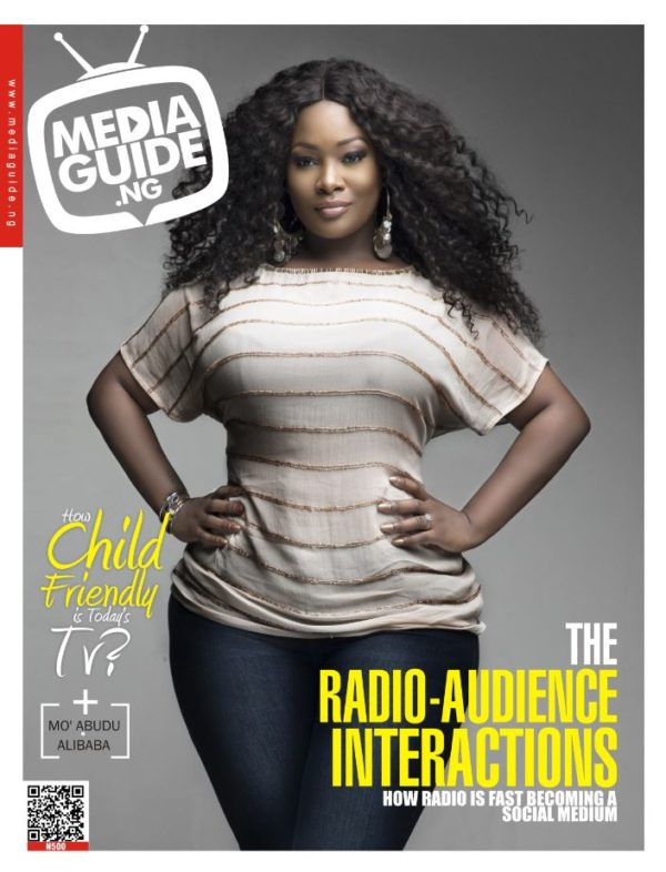 Toolz covers the new edition of Industry Mag MediaGuide.Ng