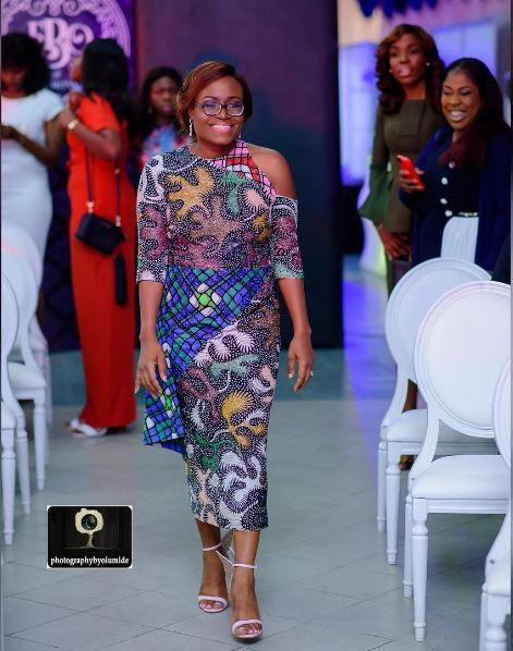 Funke Bucknor-Obruthe celebrates 40th Birthday in Style!