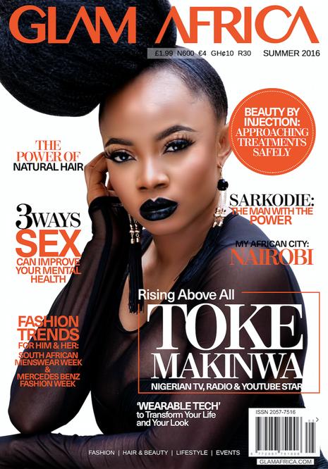 Toke Makinwa Speaks on her marriage and more!