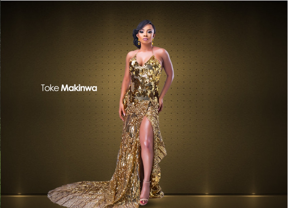 Toke Makinwa's Ads for Skin Lightening Brand Mecran Cosmetics Are Out!