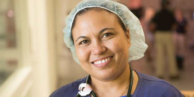 This Is What It Takes To Become A Female Anaesthetist In Timor