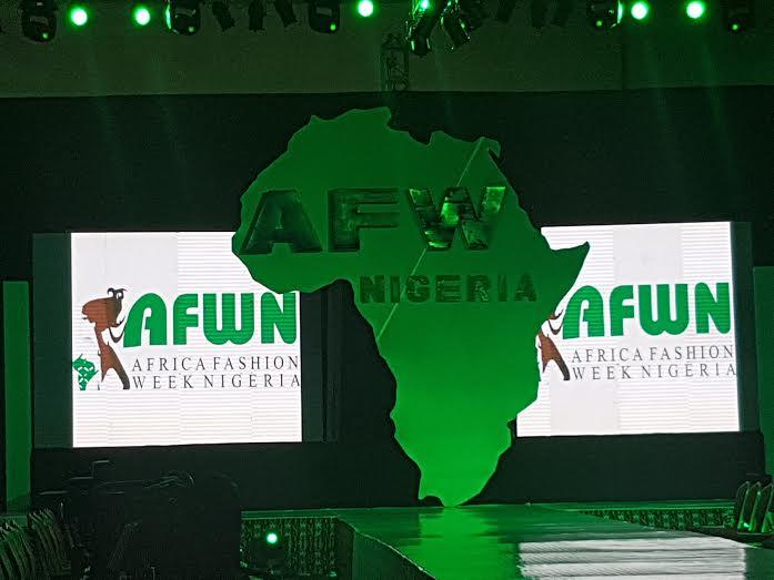 #afwn2016 African Fashion Week Nigeria Run Way Show Starts Today