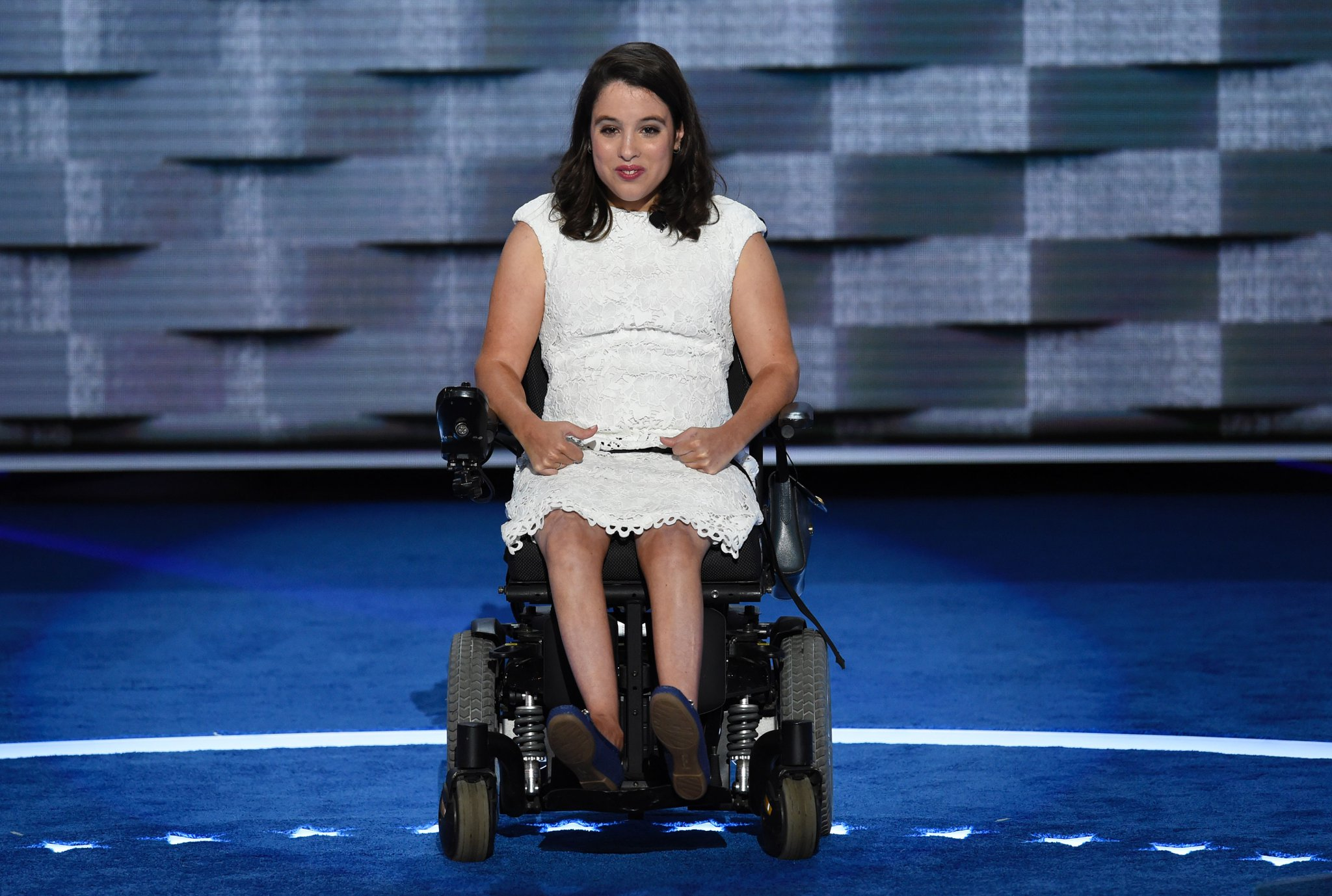 Disability Rights Advocate Reminds Donald Trump That His Mockery Offends Real People
