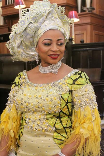 Folorunsho Alakija Celebrates 65th Birthday In Grand Style