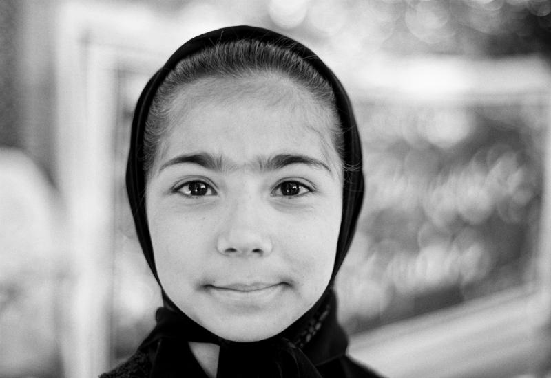 Afghan Girl Dreams of Going Home Again