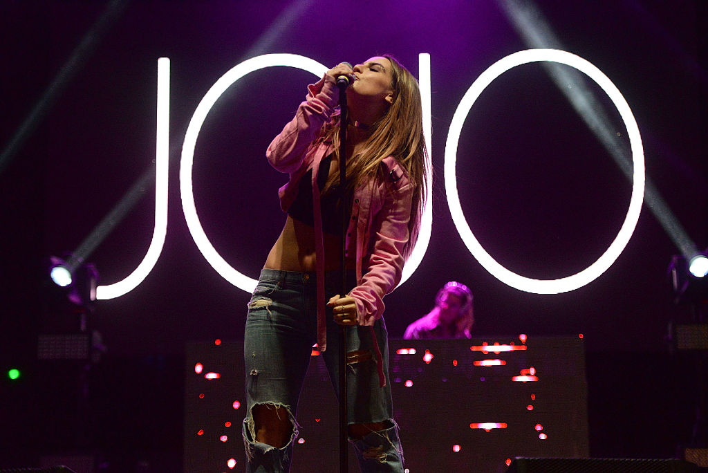 JoJo to release her Third Album 'Magic' after 10 Year Hiatus