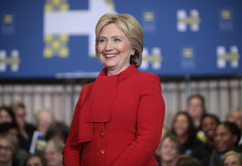 Clinton Offers Quiet Policy Lure to Millions of Unpaid Caregivers