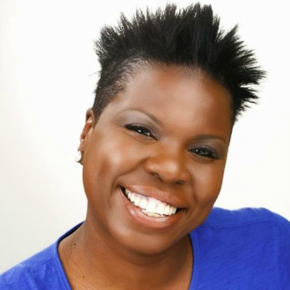 """Leslie Jones Pays Touching Personal Tribute to Whoopi Goldberg on """"The View"""""""