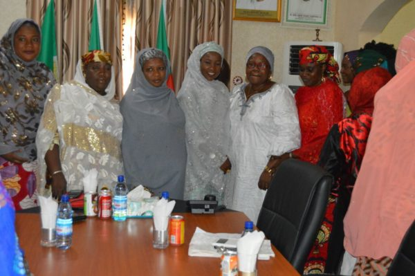 Sokoto First Lady Mariya Tambuwal Appointed as Patron of Sokoto Medical Women Association