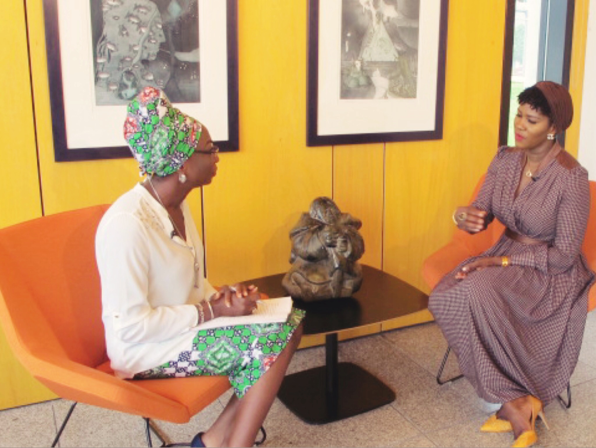Award-Winning Actress & Filmmaker Stephanie Linus Partners with the Canadian High Commission to Empower The African Child