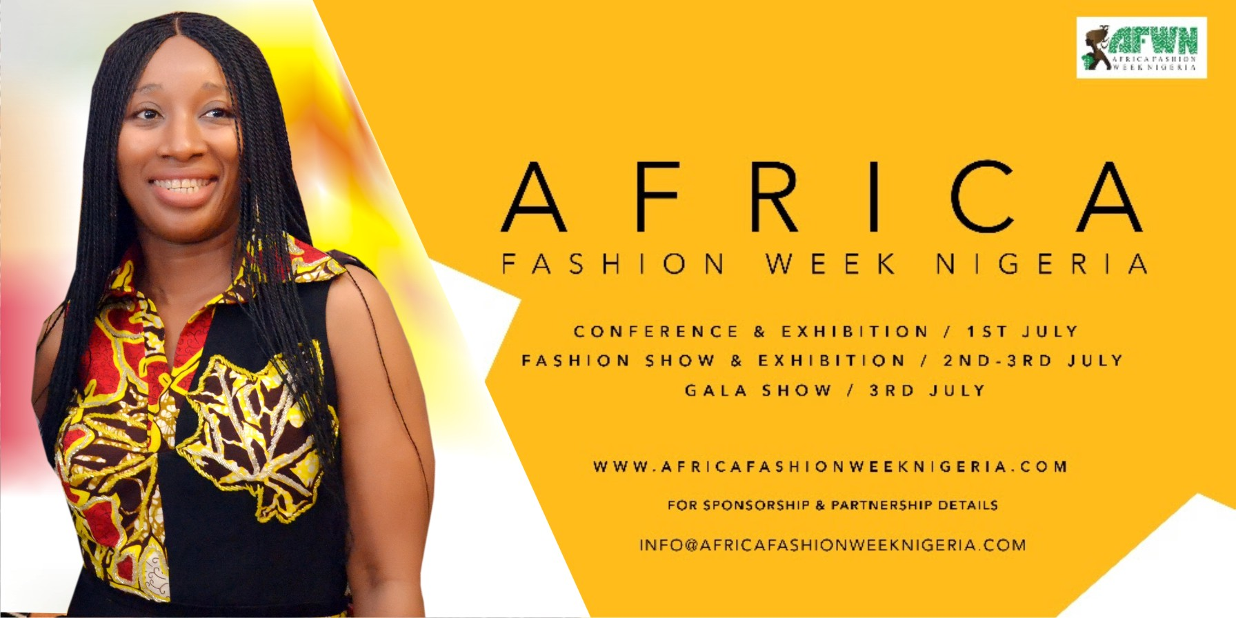 African Fashion Week Nigeria 2016 #AFWN kick starts today.