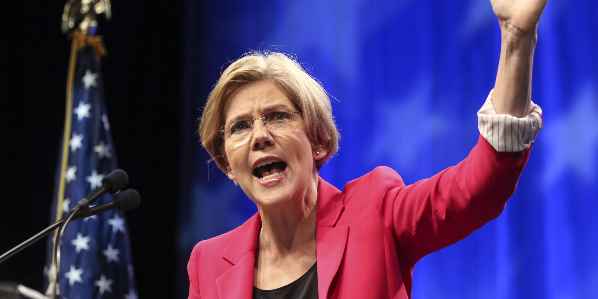 Elizabeth Warren Is Only The Third Woman In History To Keynote A Democratic Convention
