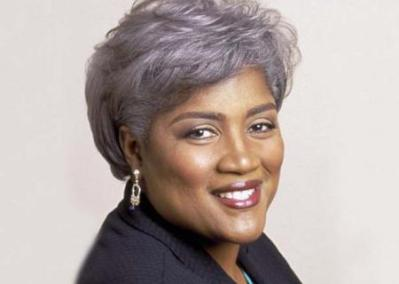 Donna Brazile to Take Over as Interim Democratic National Committee Chair