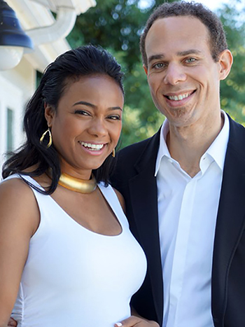Actress Tatyana Ali Gets Married in Beverly Hills to University of Chicago Professor Dr. Vaughn Rasberry