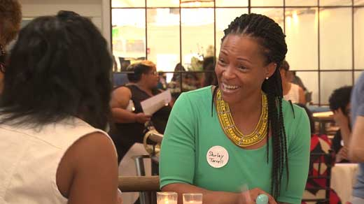 Group Recruiting Members for Local 100 Black Women Chapter