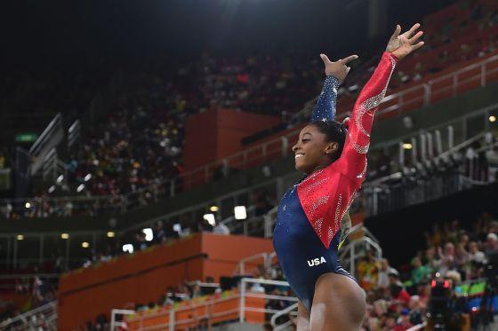Simone Biles, Gabby Douglas and the U.S. Women's Gymnastics Team Start Strong at 2016 Rio Olympics