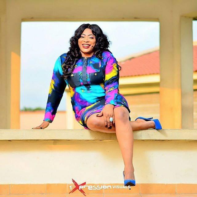 Ayo Adesanya Nollywood Actress Shows Off In New Photos