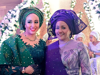 Minister of Environment, Amina Mohammed's daughter set to wed, holds Mothers night (photos)