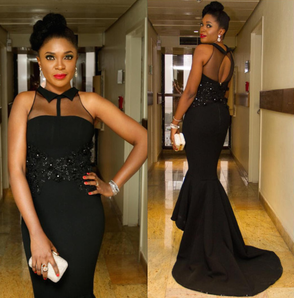 Omoni Oboli Returning to the Movie Industry after the Birth of her 3 Sons