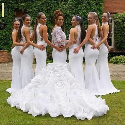 Are bridesmaids really necessary?