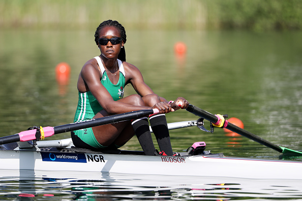 Chierika Ukogu Won't be Competing for Medals at the Women's Rowing Semifinals