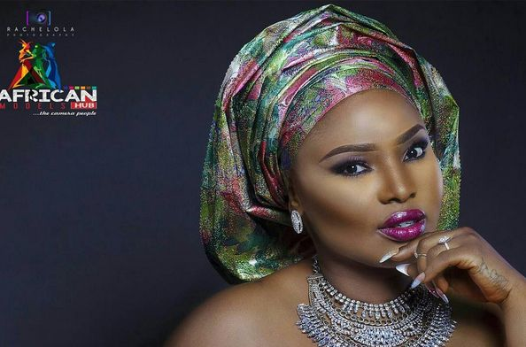 """""""Just because I'm in the industry does not mean I am badly behaved"""" – Halima Abubakar"""