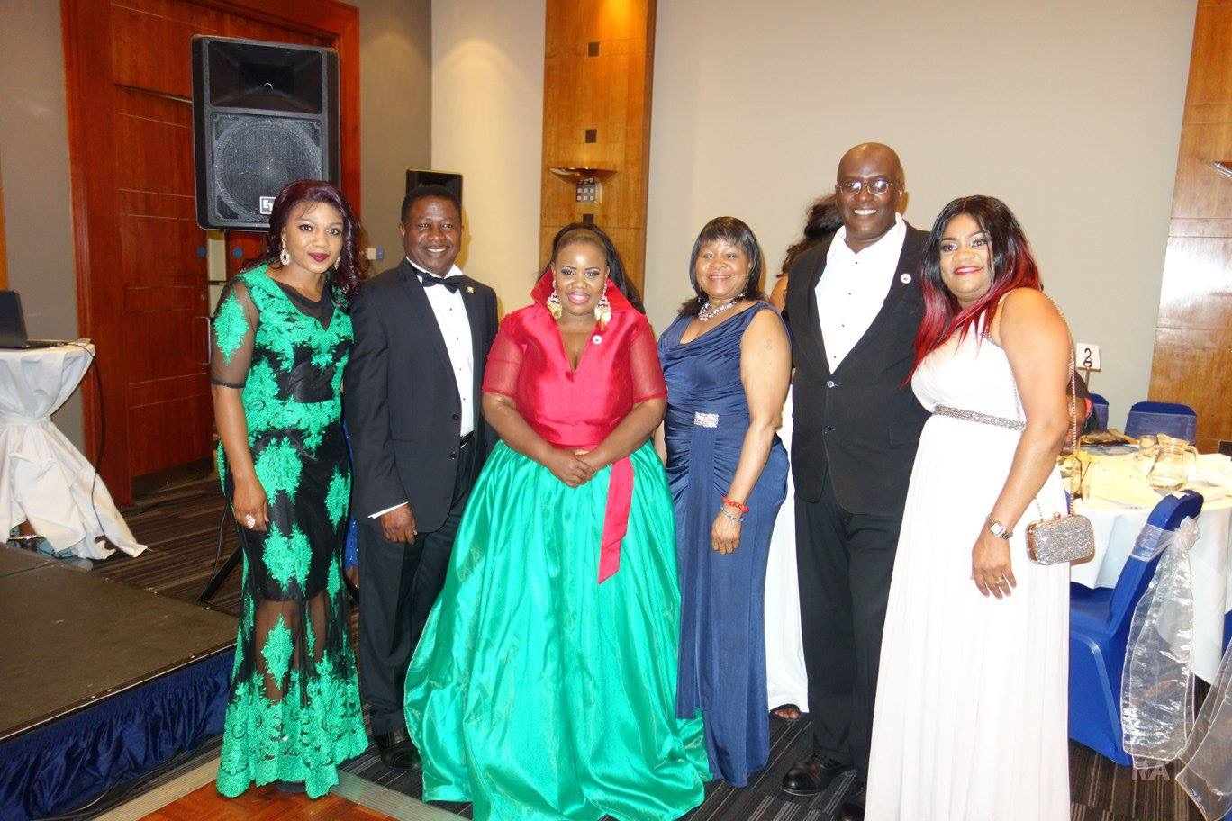 Event: UK Nollywood Actors glitter on Guild Inaugural Day