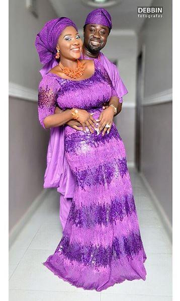 Mercy Johnson-Okojie & Hubby celebrate 5th Wedding Anniversary