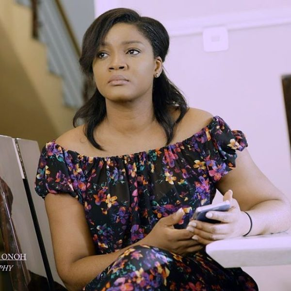 "Omotola Jalade-Ekeinde is working on a New Project & She Says ""You will either love me more or begin to hate me"""
