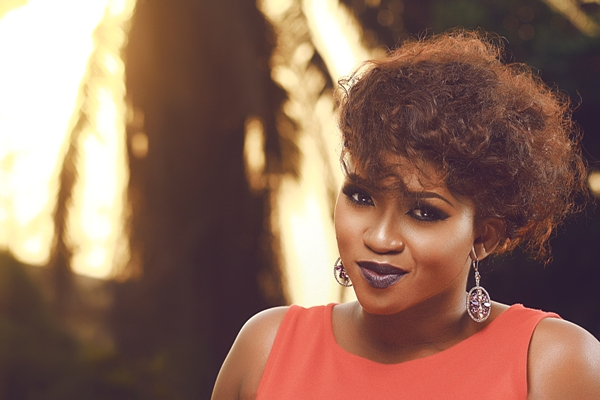 Waje shows support for Buhari led government