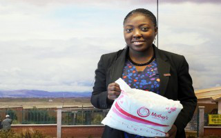 Mother's Delivery Kit Founder Adepeju Jaiyeoba Creates Lifesaving Supply Pack to Aid Safe Births