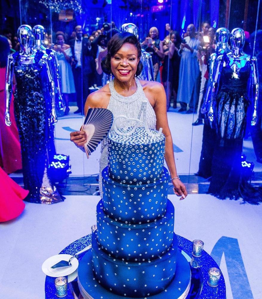 First Look at Veteran Fashion Designer Deola Ade Ojo's Fab 50th Birthday Party (photos)