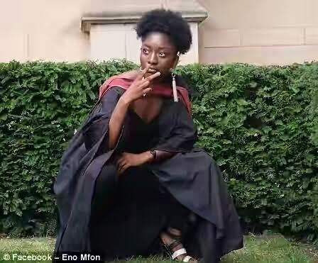 Nigerian student who was told 'no space' for black students on theatre course graduates from UK University