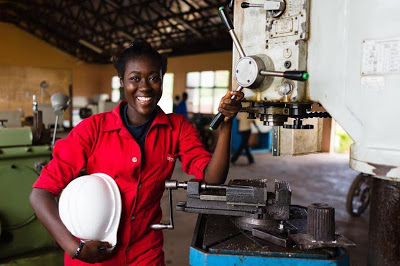 'One man said if I continue with this job I can't get married & it'd be difficult to give birth' – female Welder