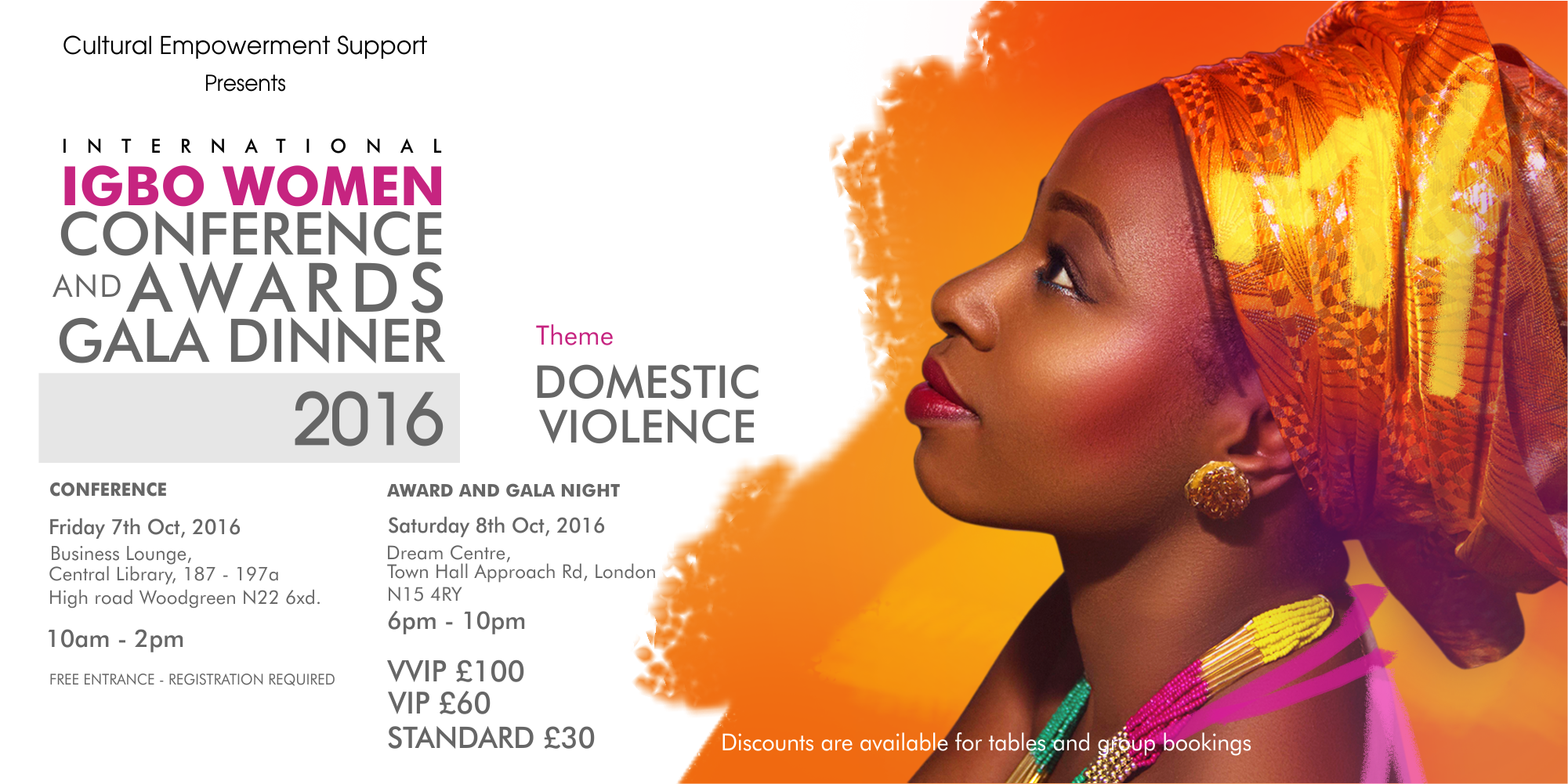 International Igbo Women Conference and Awards Gala Dinner