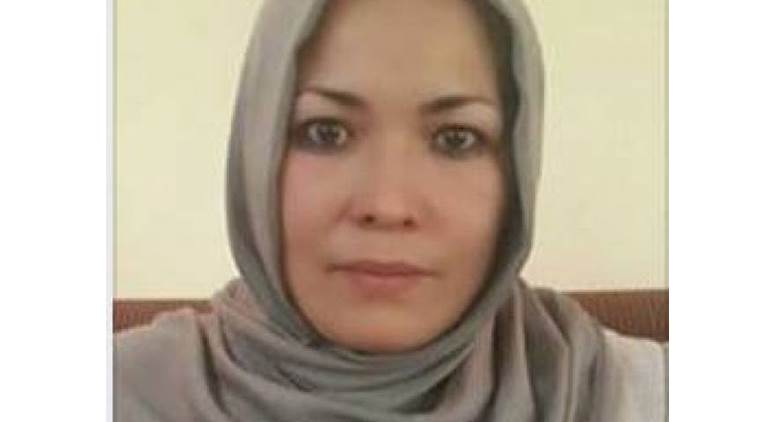 Masooma Muradi, sole Afghan woman governor in a man's world