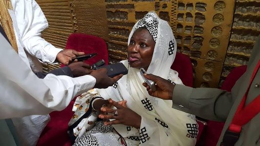 First female Accountant General after 49 years in Kano State