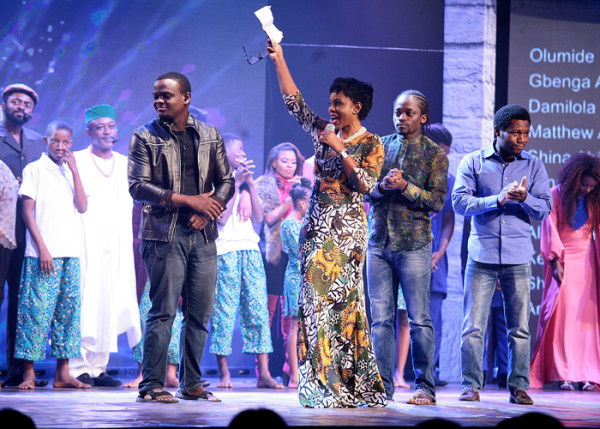 Lara Popoola: 3 Messages from Wakaa the Musical