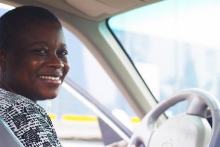 Charity Training Ghanaian Women In Professional Driving