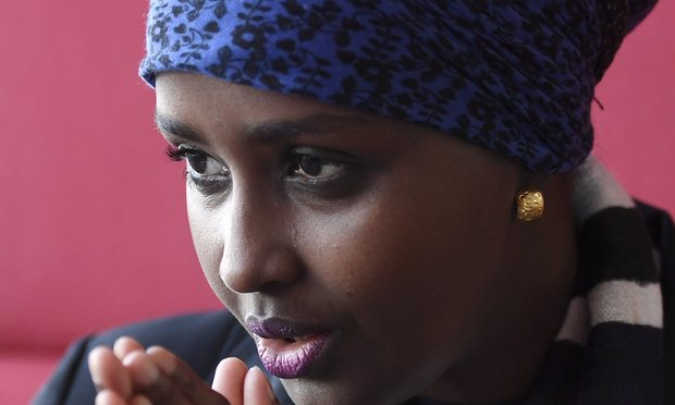 Somalia's female presidential candidate: 'If loving my land means I die, so be it'