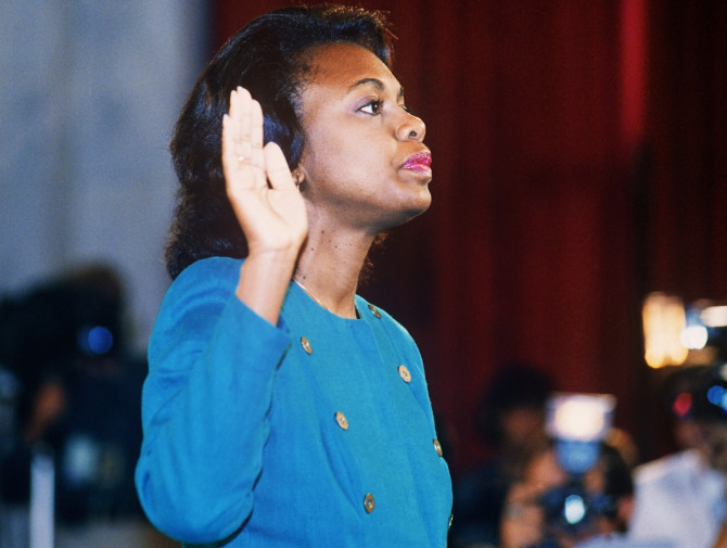 Anita Hill Paved the Way for Donald Trump Accusers to Speak Their Truth