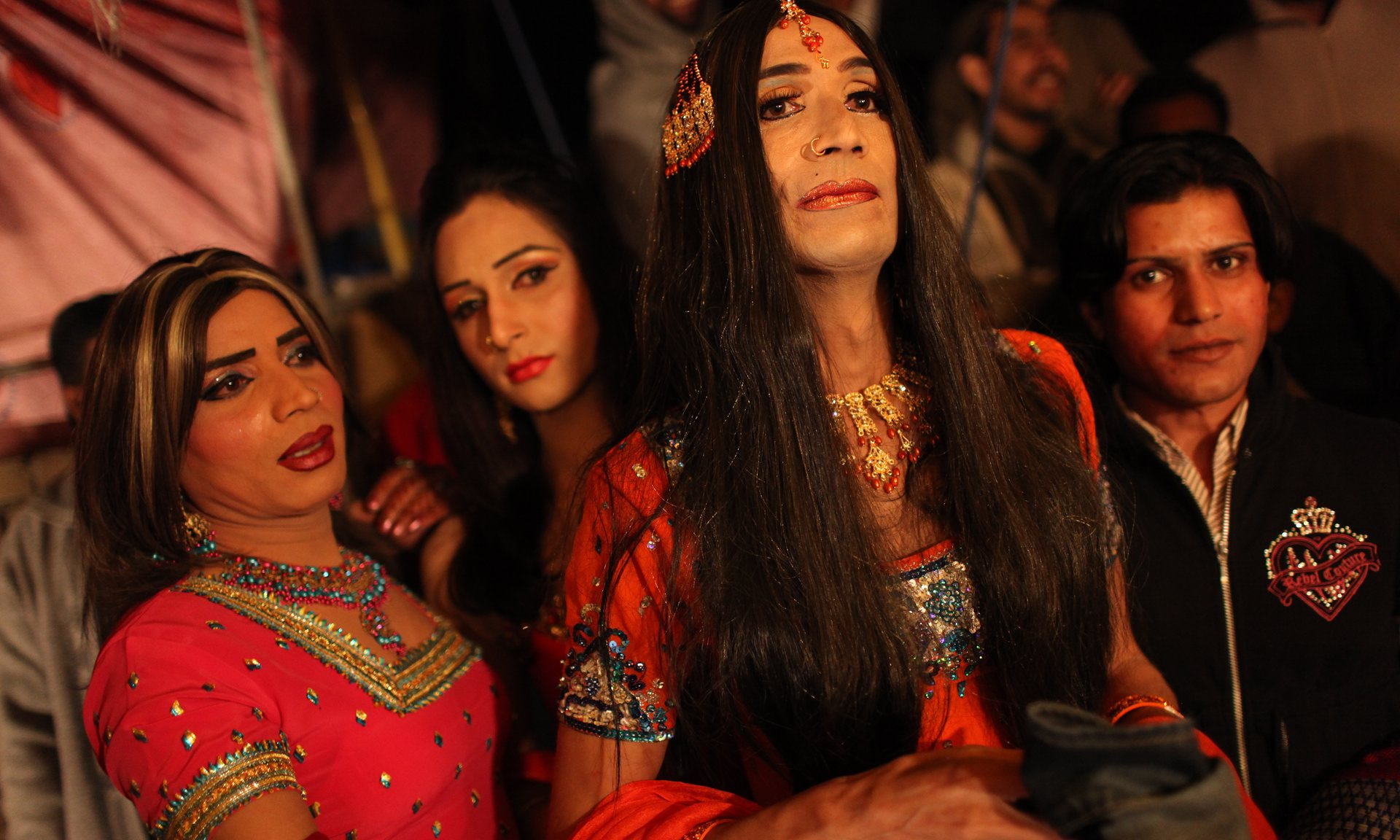 'I wasn't made to be raped and ridiculed' – trans woman makes a stand in Pakistan